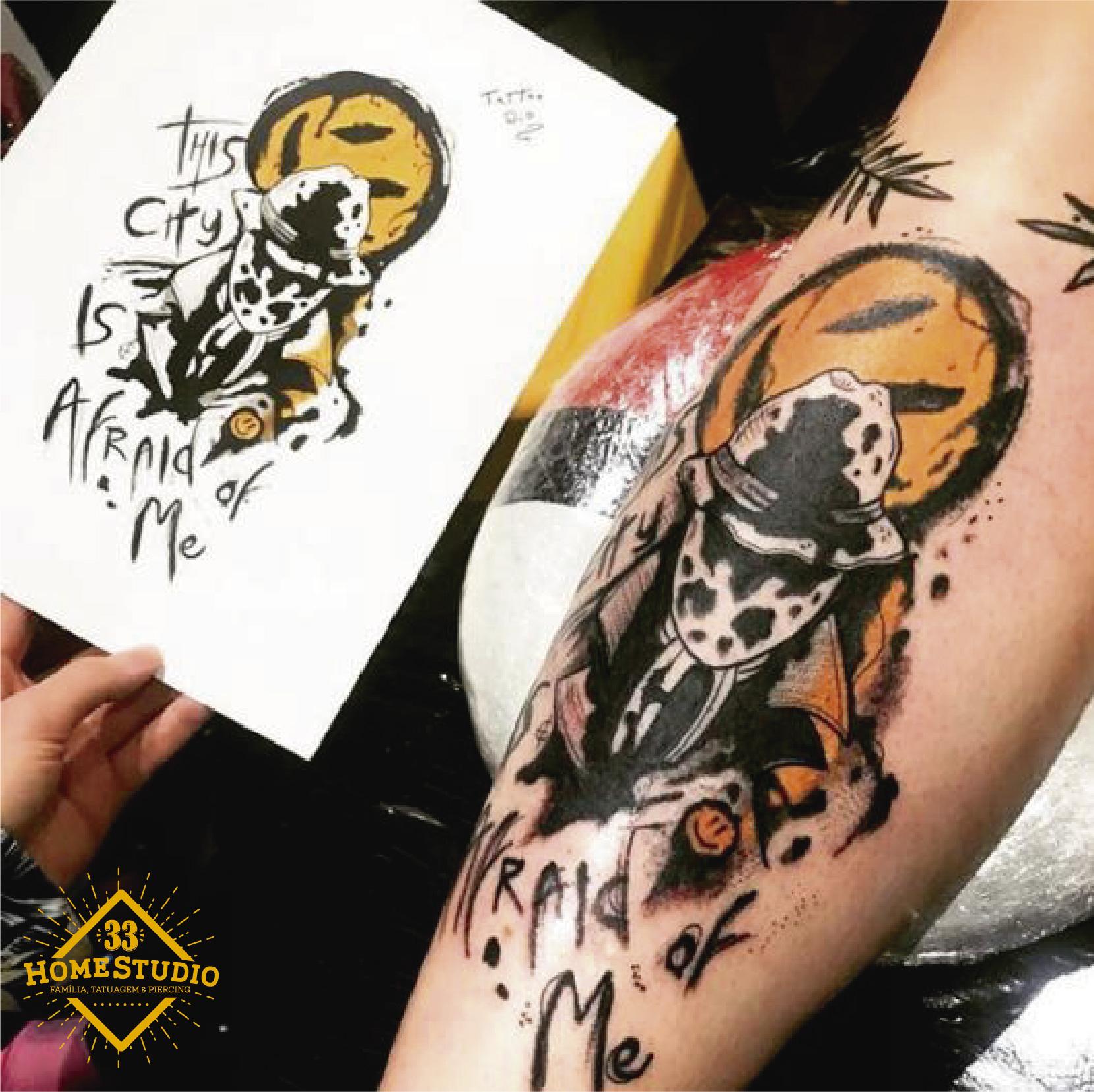 Tatuagens Incríveis Inspiradas Em Filmes